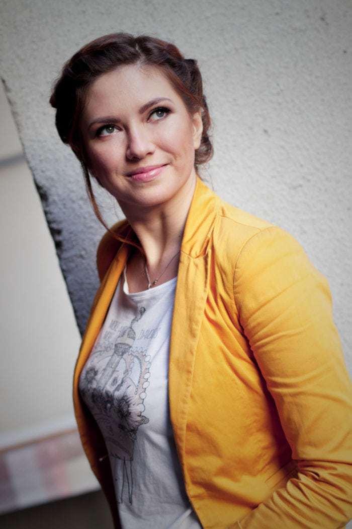 Валерия Кривцова