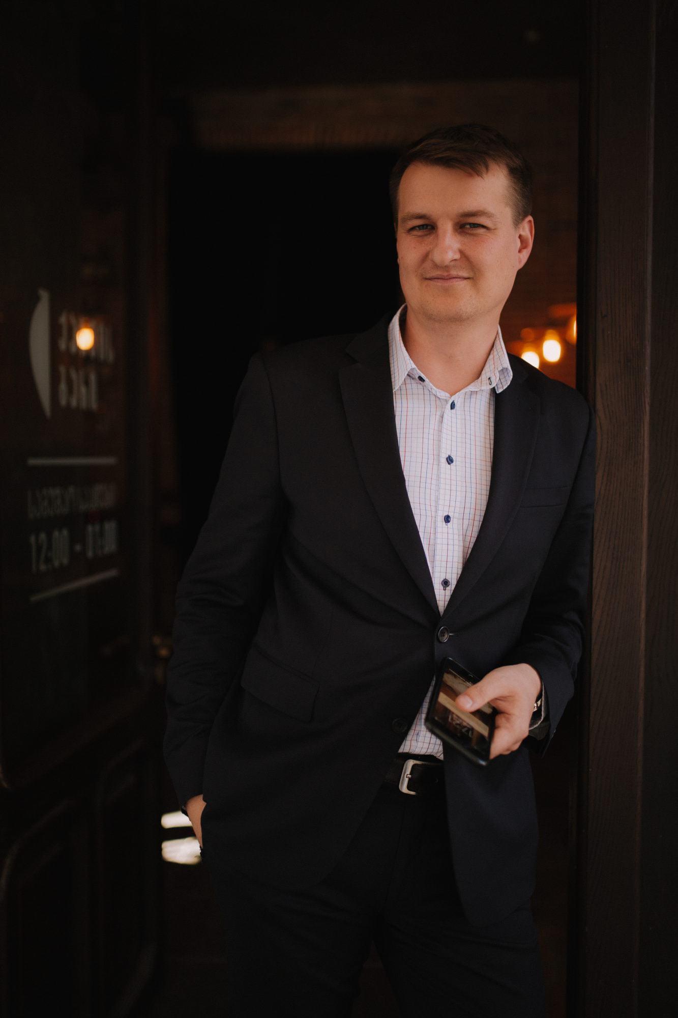 Дмитрий Осташенко