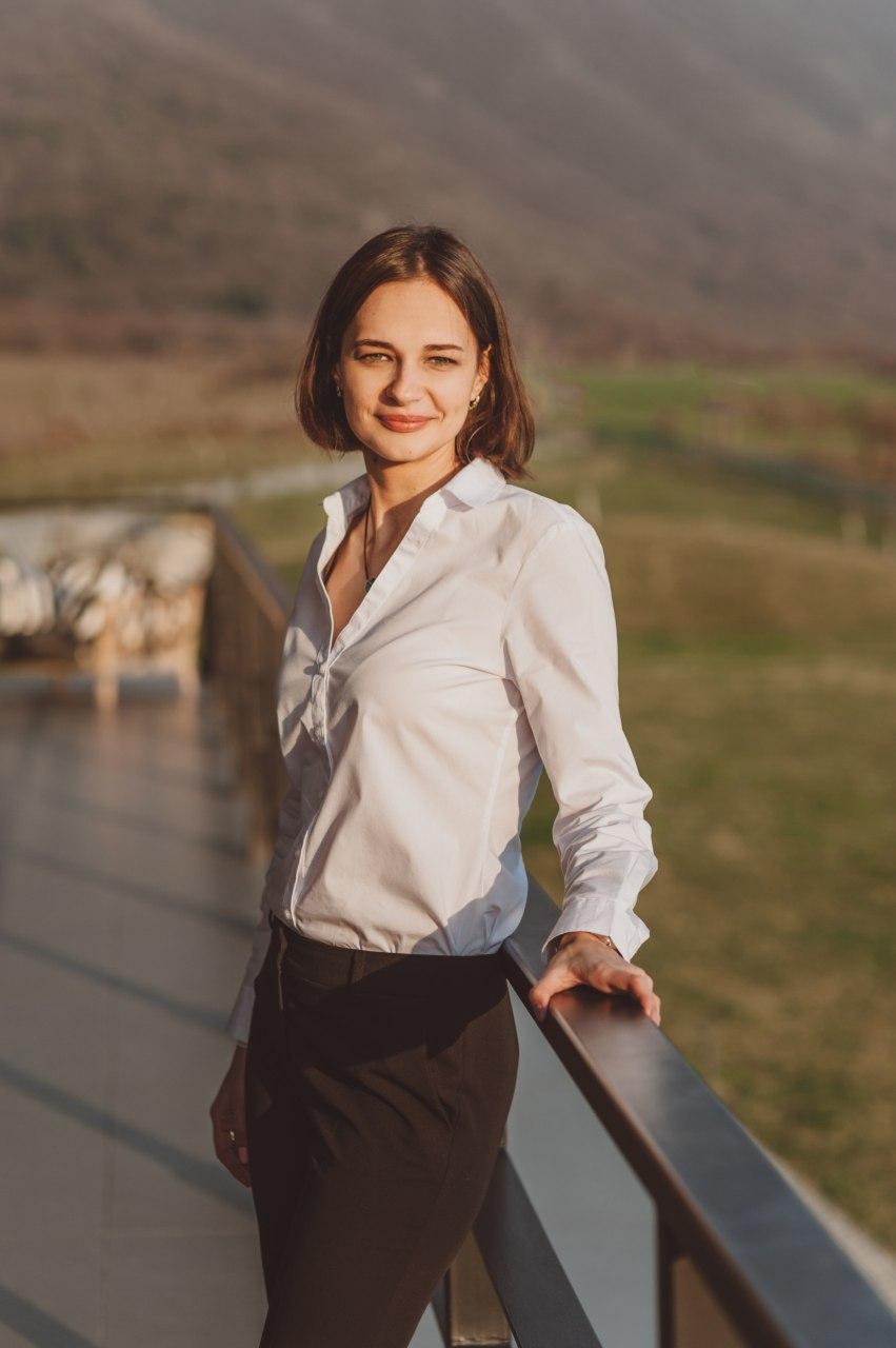 Yuliya Myagkikh