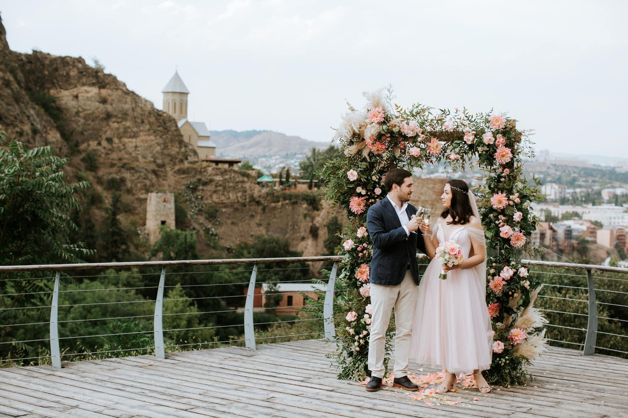 Tbilisi marriage agency Wedding Agency